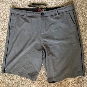 Grey Shorts, Light Material
